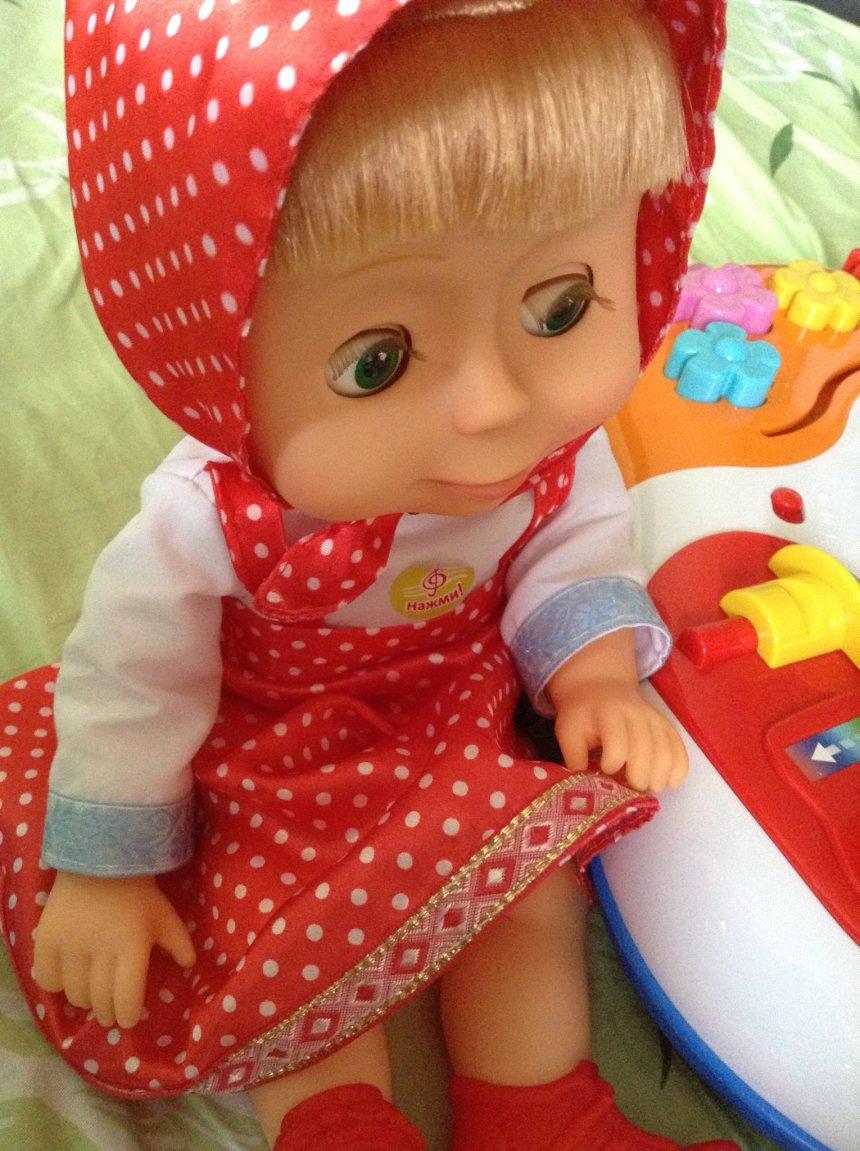 Отчёт по занятию Тряпичная кукла в Wachanga!