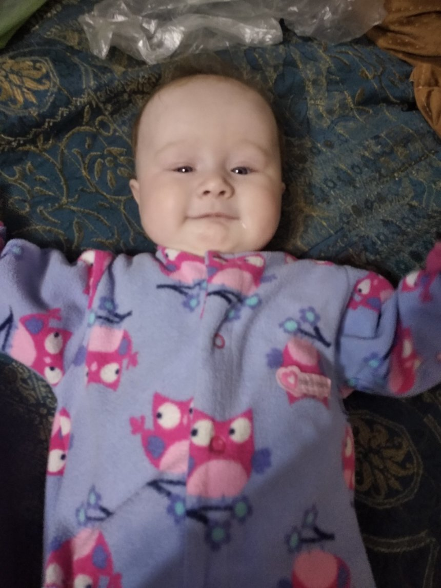 Отчёт по занятию Веселые стишки и потешки для малышей в Wachanga!