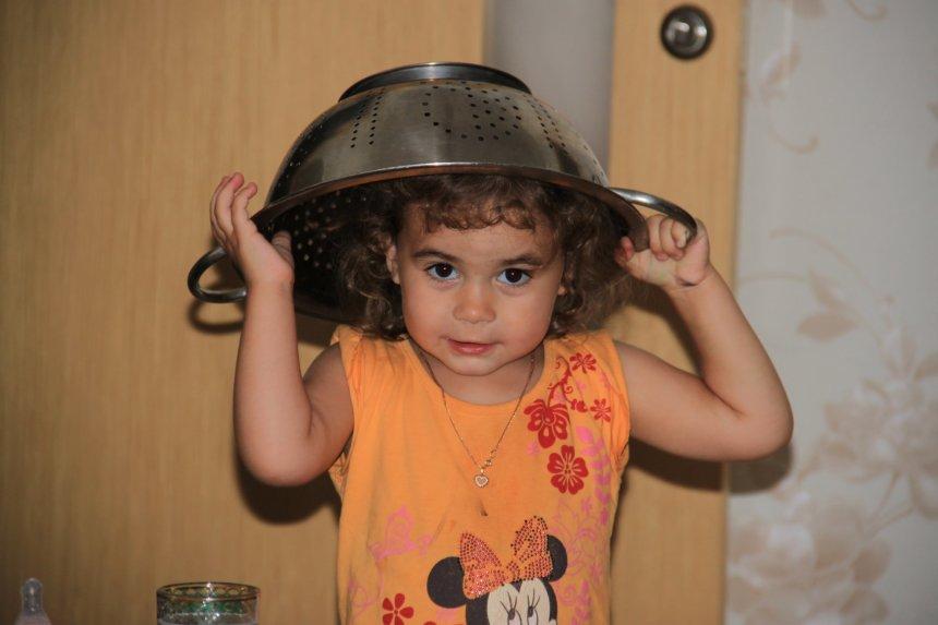 Отчёт по занятию Дайте малышу кастрюли в Wachanga!