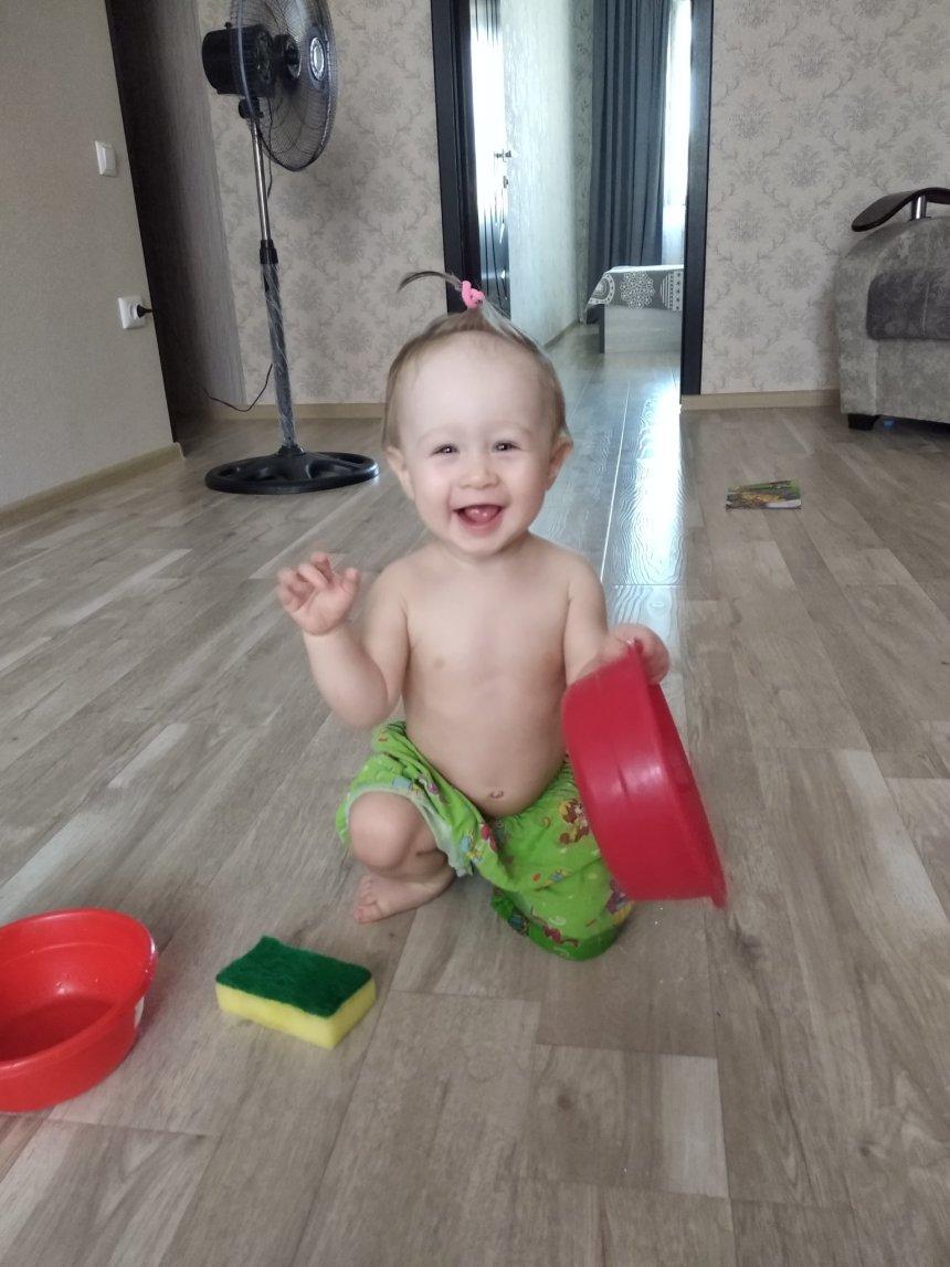 Отчёт по занятию Игры с водой и поролоновыми губками в Wachanga!