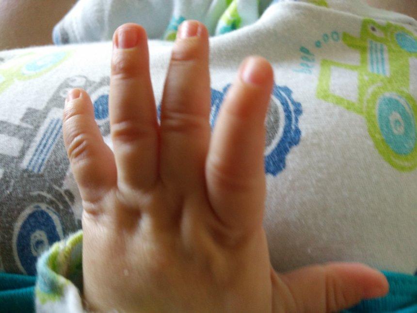 Отчёт по занятию Пальчиковый массаж  в Wachanga!