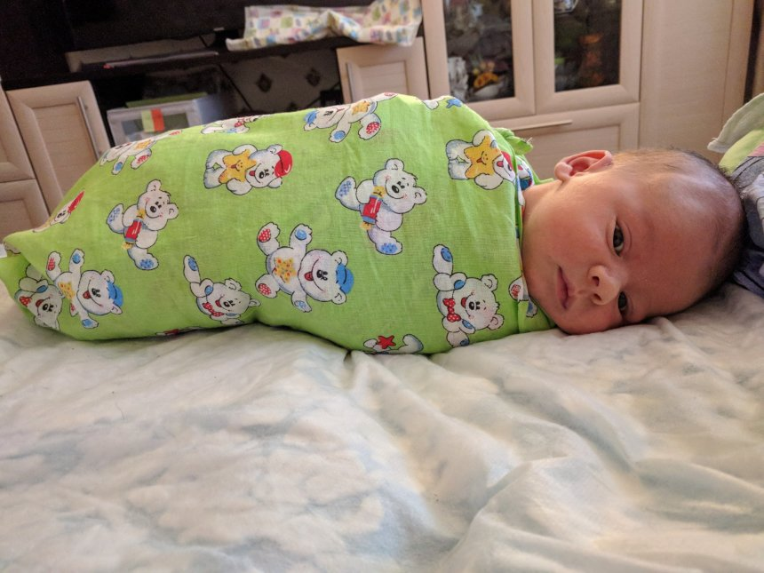 Отчёт по занятию Режим дня новорождённого в Wachanga!