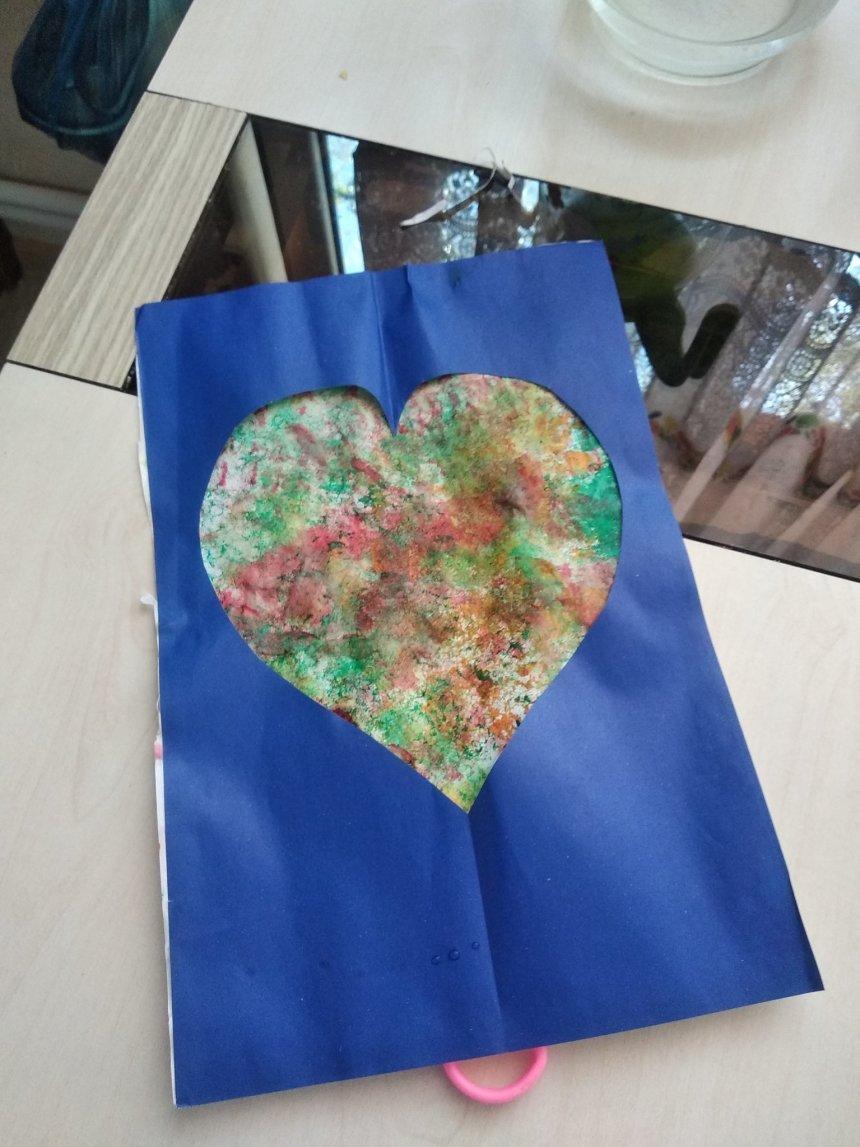 Отчёт по занятию Первый натюрморт в Wachanga!