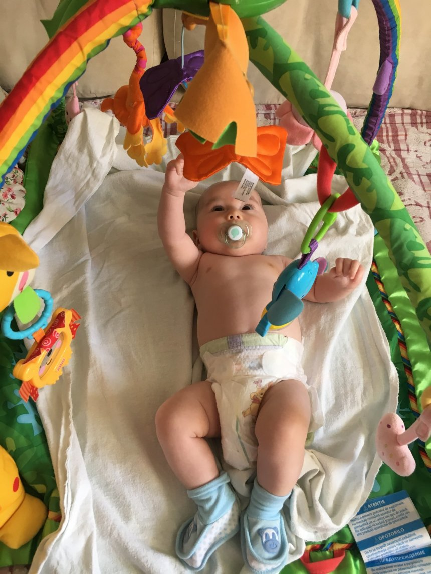 Отчёт по занятию Показываем игрушки в Wachanga!