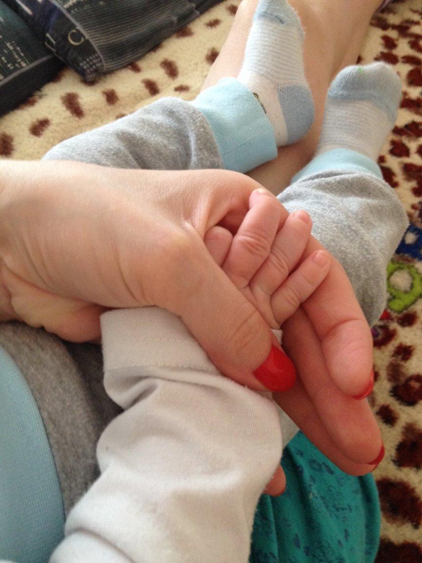Отчёт по занятию Пальчиковая игра «Веселые ручки» в Wachanga!