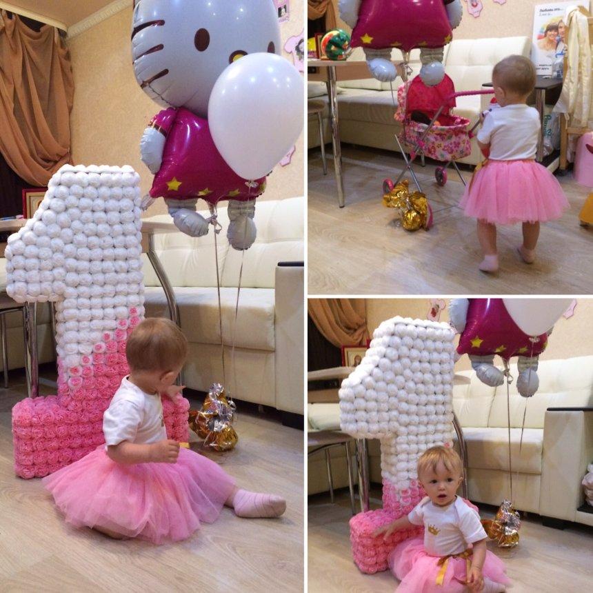Отчёт по занятию Предложите малышу покатать кукольную коляску в Wachanga!