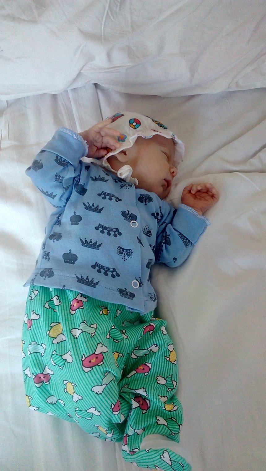 Отчёт по занятию Развитие ребенка в 1 месяц в Wachanga!