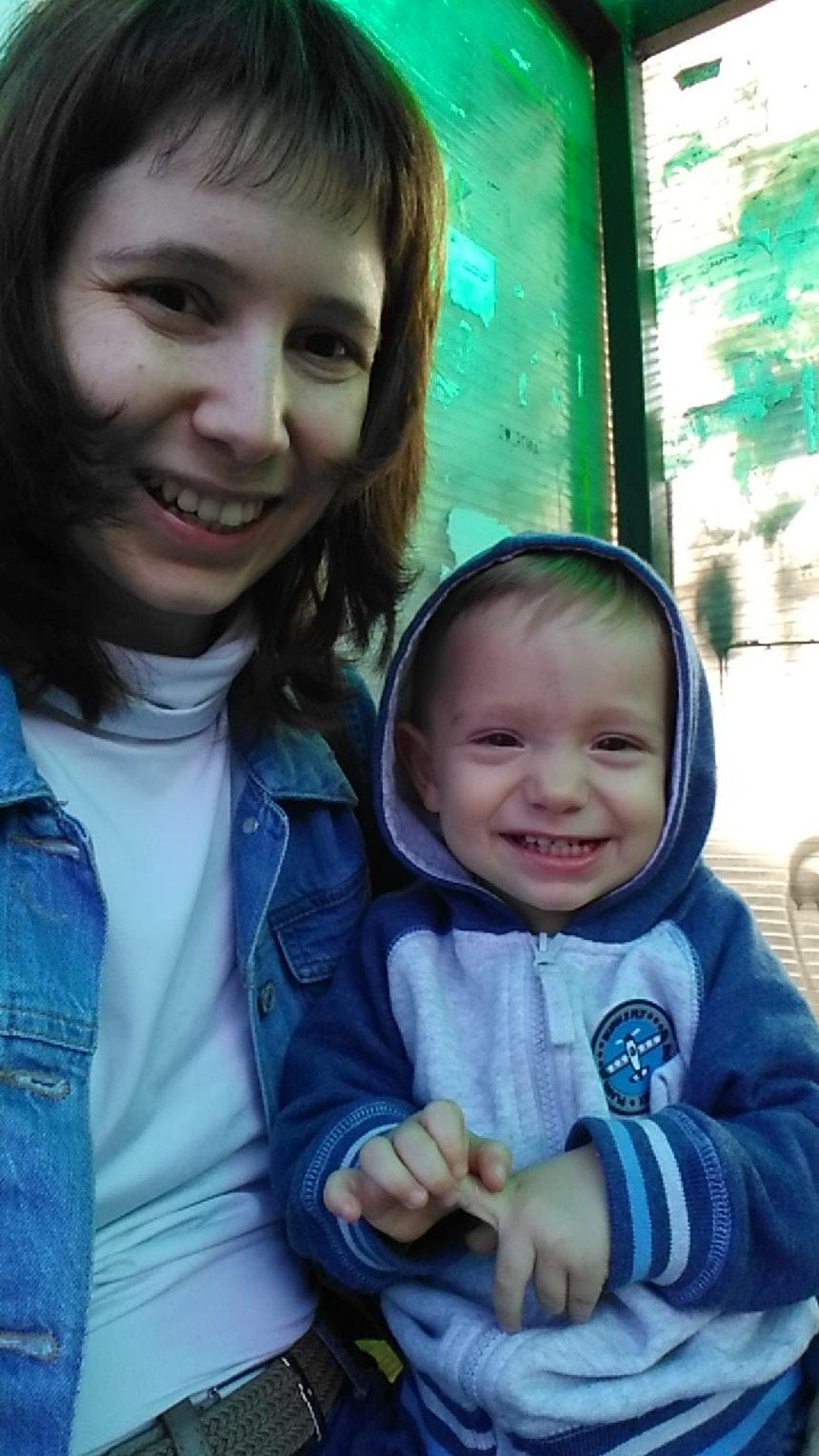 Отчёт по занятию Поиграйте с малышом перед зеркалом в Wachanga!