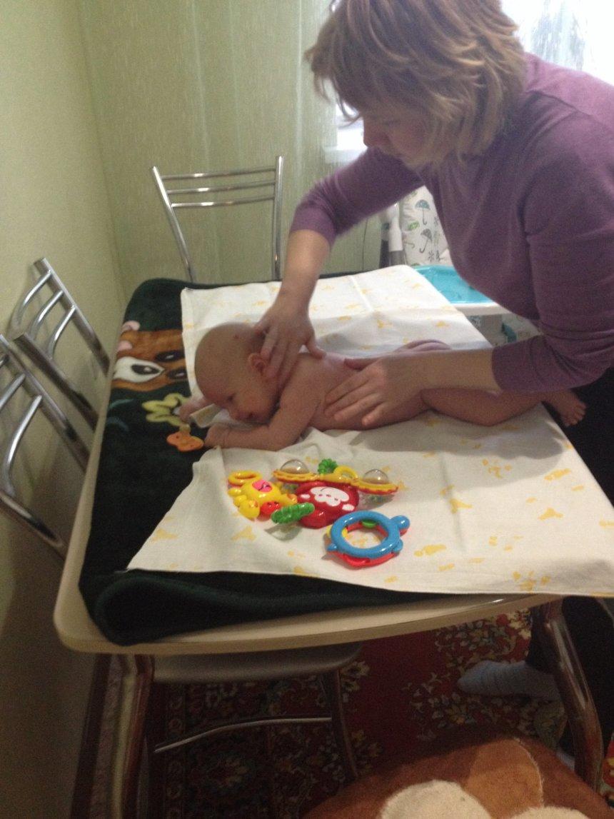 Отчёт по занятию Сделайте малышу массаж ножек и стоп в Wachanga!