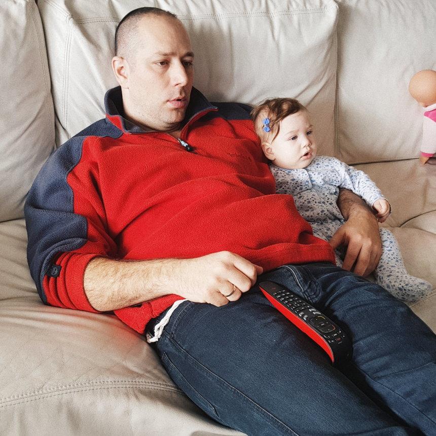 Отчёт по занятию Оставьте малыша на несколько часов с папой  в Wachanga!