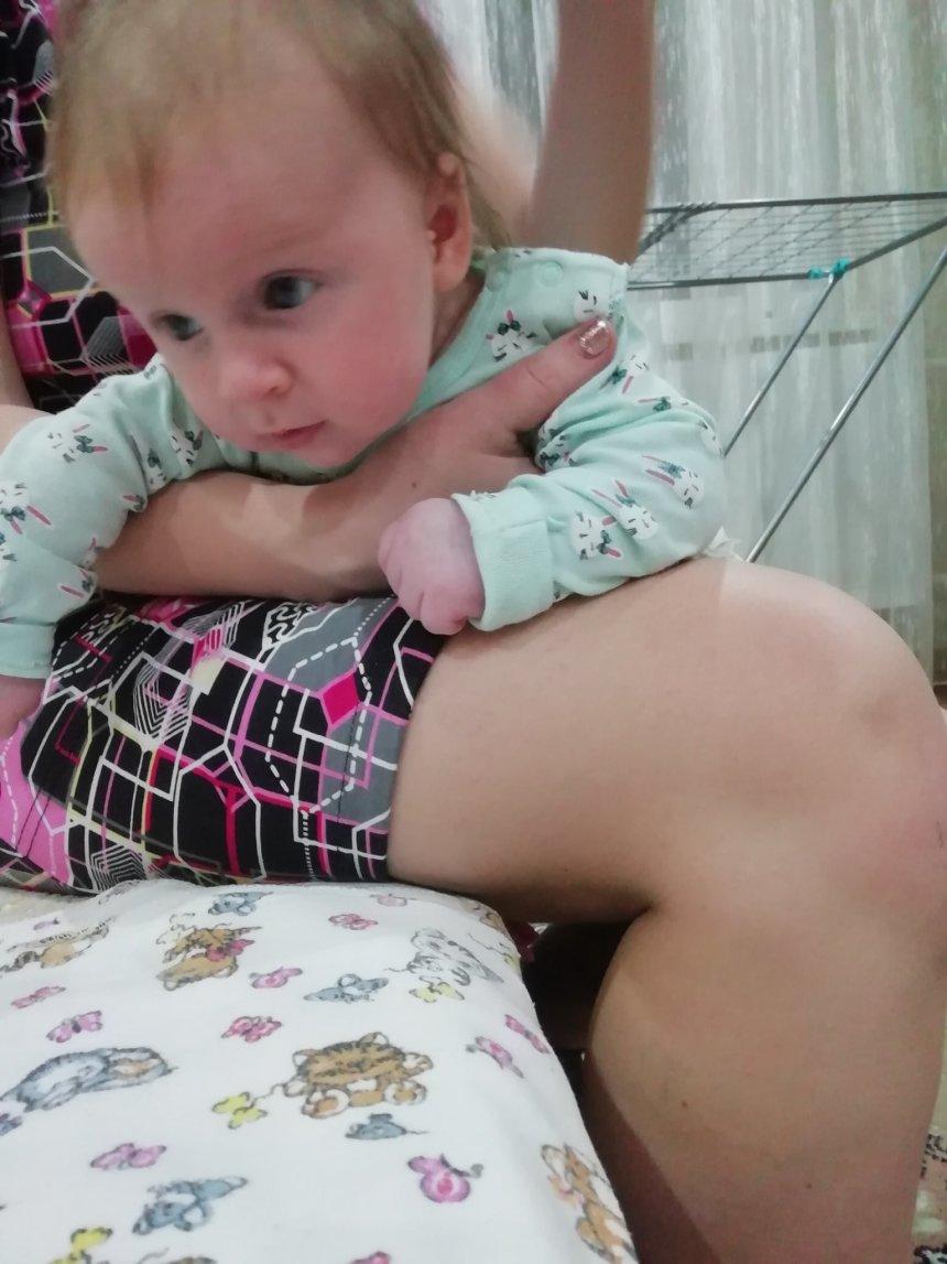 Отчёт по занятию Возьмите ребёнка на руки в Wachanga!