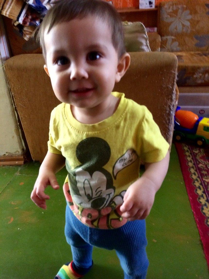 Отчёт по занятию Поиграйте в прятки с ребенком в Wachanga!