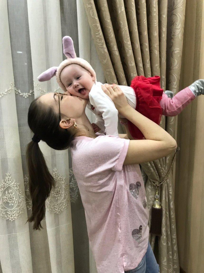 Отчёт по занятию Как развивать малыша в 6 месяцев в Wachanga!