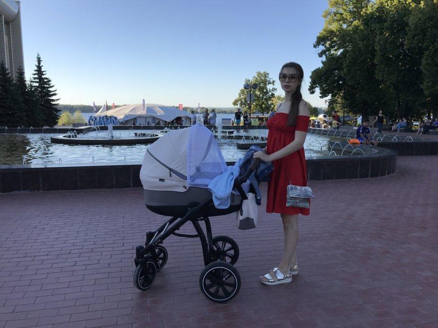 Отчёт по занятию Первое лето малыша в Wachanga!