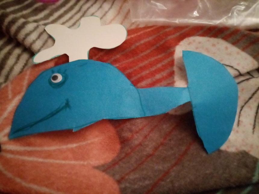 Отчёт по занятию Синий кит в Wachanga!