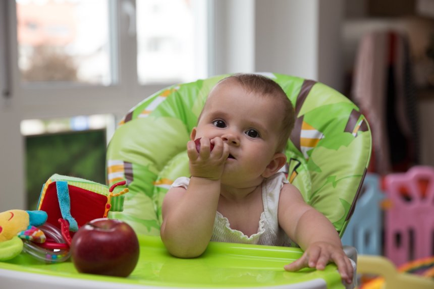 Отчёт по занятию Физиология ребенка восьмого месяца жизни в Wachanga!