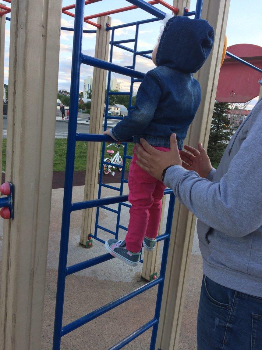 Отчёт по занятию Вверх по лестнице в Wachanga!