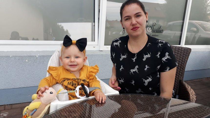 Отчёт по занятию Сходите вместе с малышом в кафе или ресторан в Wachanga!