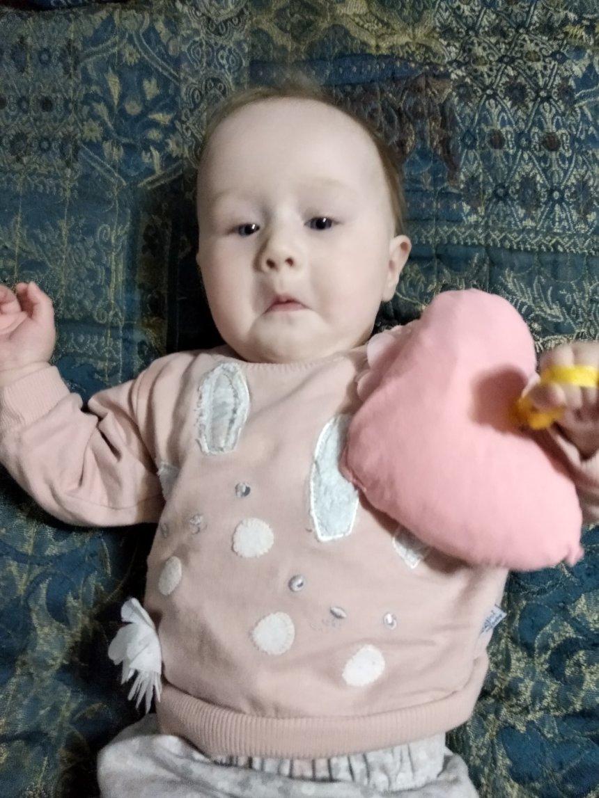 Отчёт по занятию Сшейте для малыша сенсорные мешочки с крупой в Wachanga!
