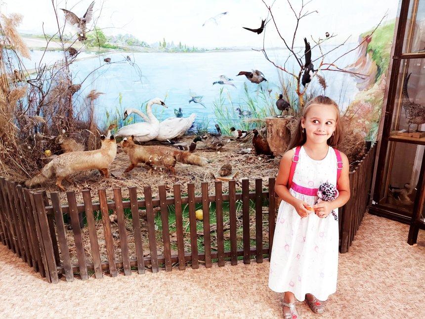 Отчёт по занятию Фотографируйте животных вместе с ребенком в Wachanga!