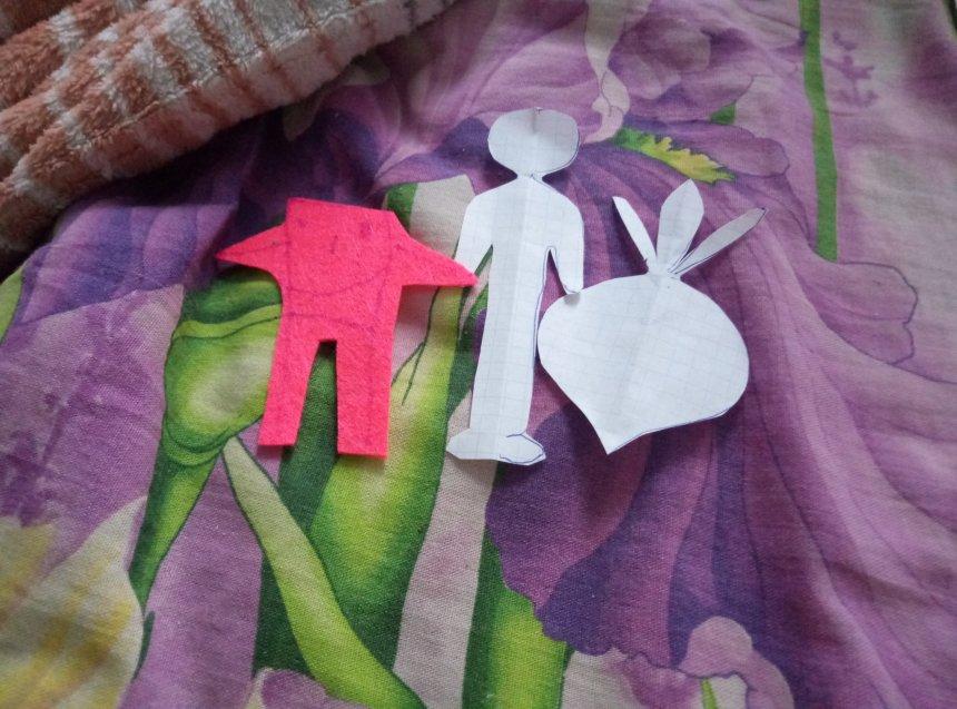 Отчёт по занятию Фигурки из бумаги в Wachanga!