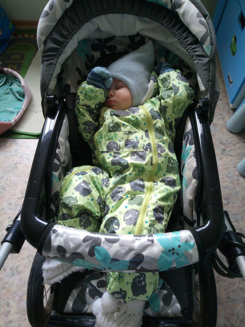 Отчёт по занятию Сон ребенка в 10 месяцев в Wachanga!