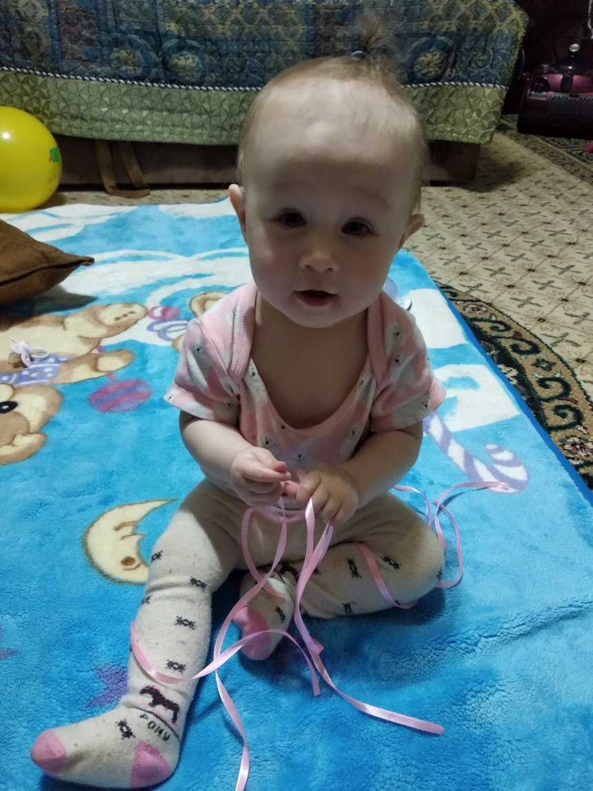 Отчёт по занятию Игры с лентами и шнурками в Wachanga!