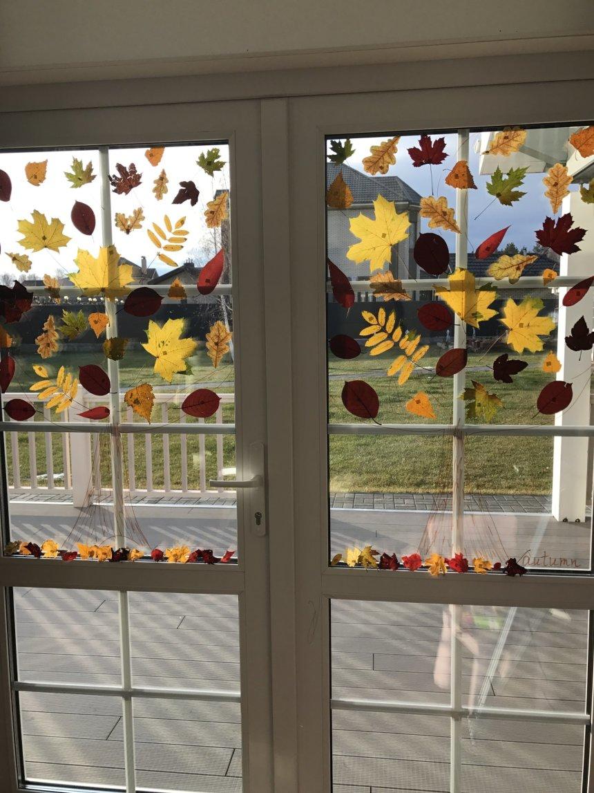 Отчёт по занятию Осенний сюрприз в Wachanga!