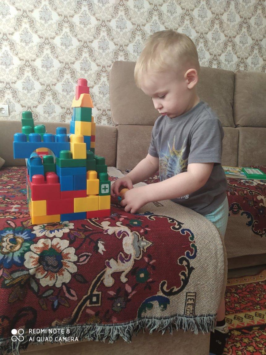 Отчёт по занятию Поиграйте вместе с ребенком в строителей  в Wachanga!