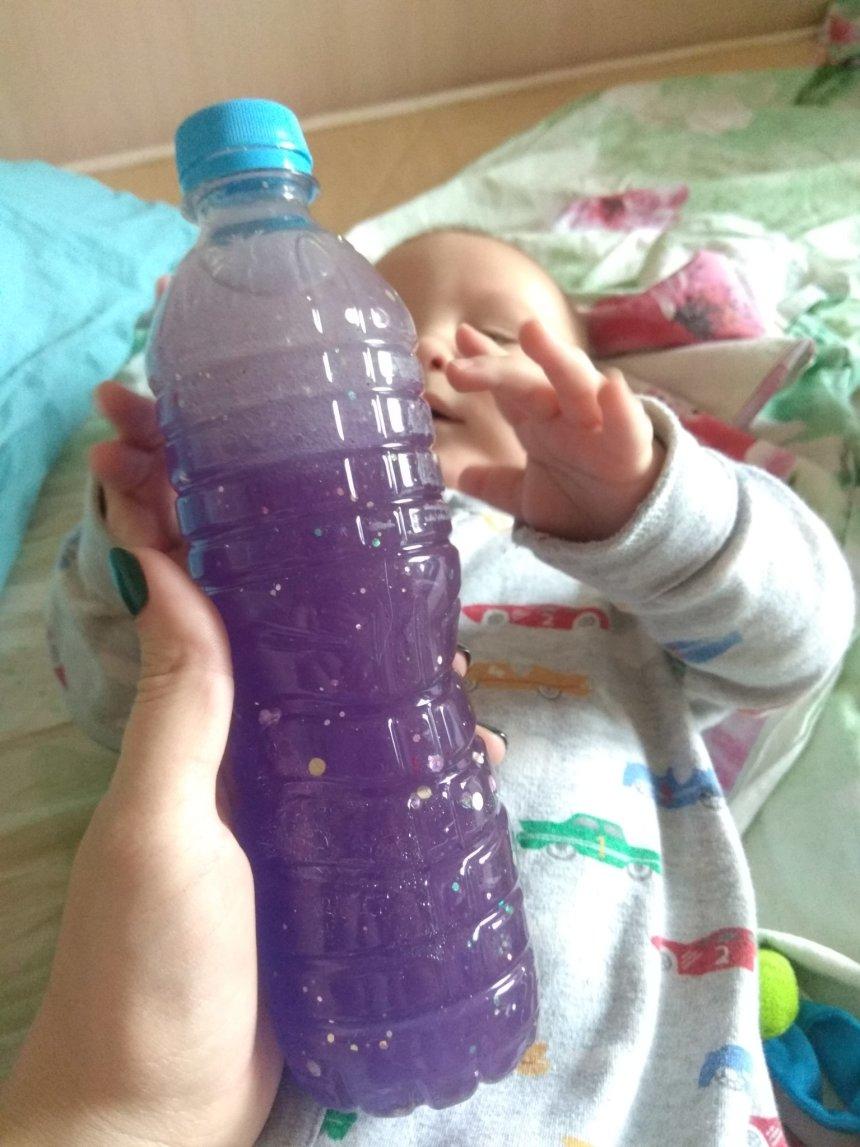 Отчёт по занятию Занимательные бутылочки в Wachanga!