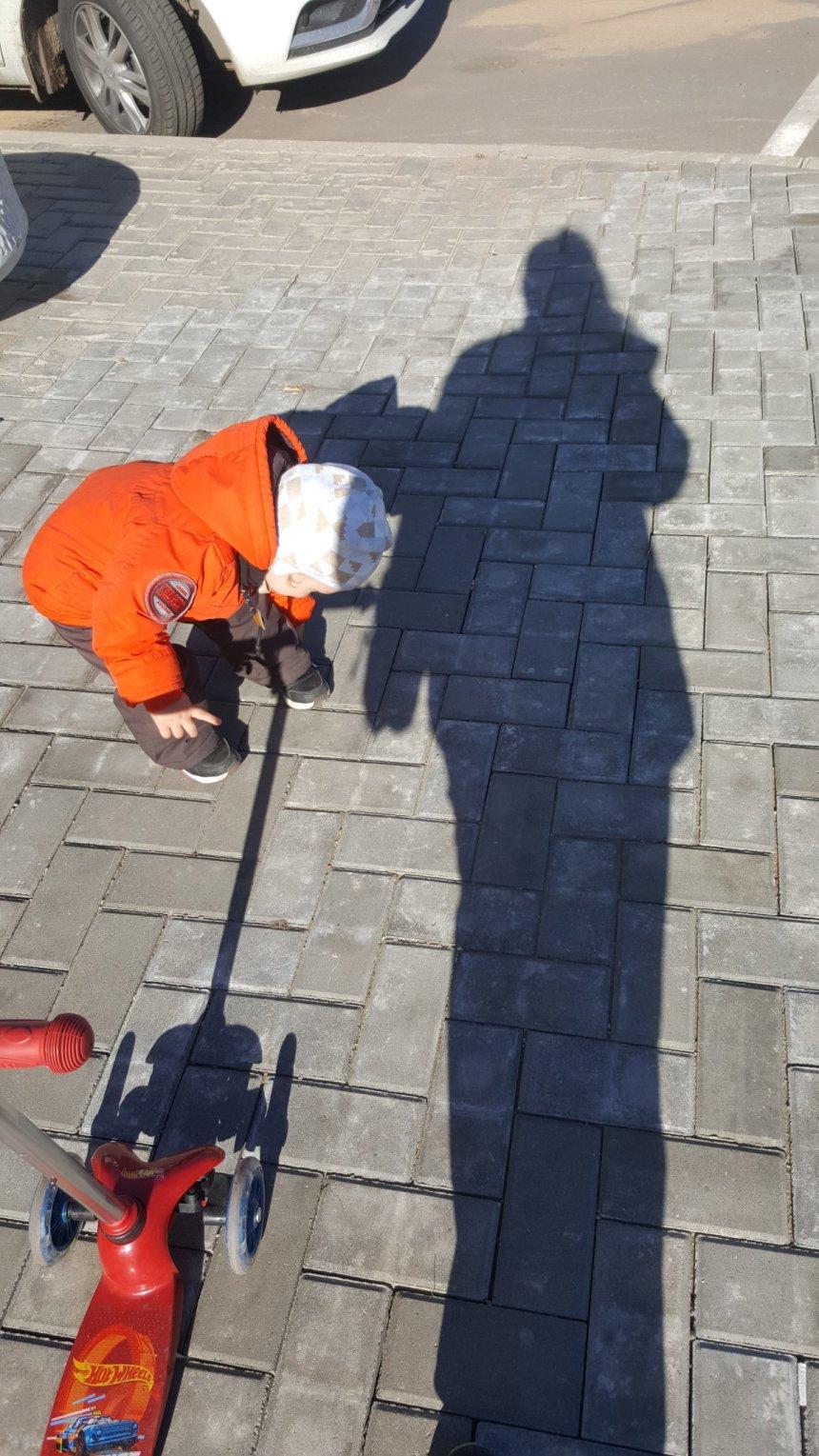 Отчёт по занятию Поиграйте с тенью в Wachanga!