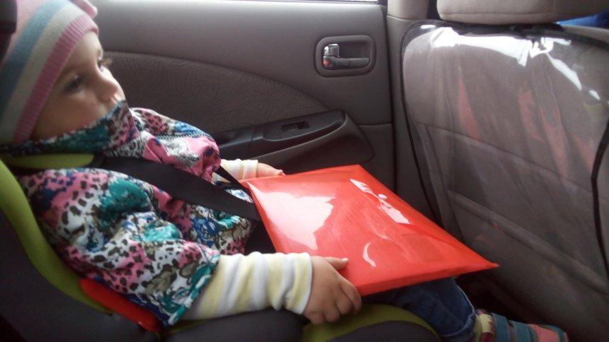 Отчёт по занятию Что взять в автомобильное путешествие в Wachanga!