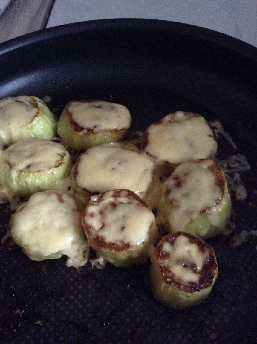 Отчёт по занятию Рецепты для кормящей мамы: «Кабачки с мясом»  в Wachanga!