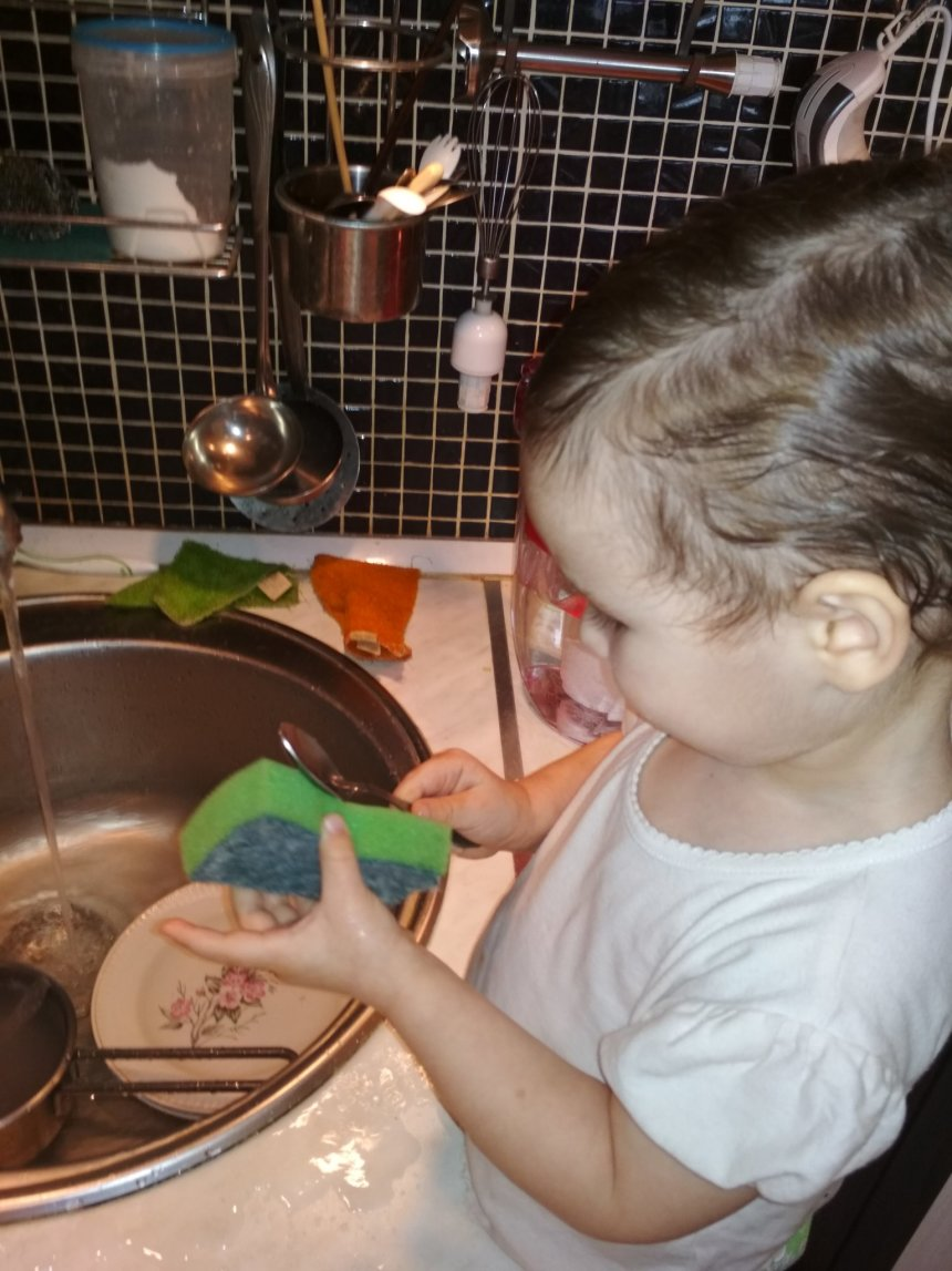 """Отчёт по занятию Поиграйте в игру """"Мытье посуды» в Wachanga!"""