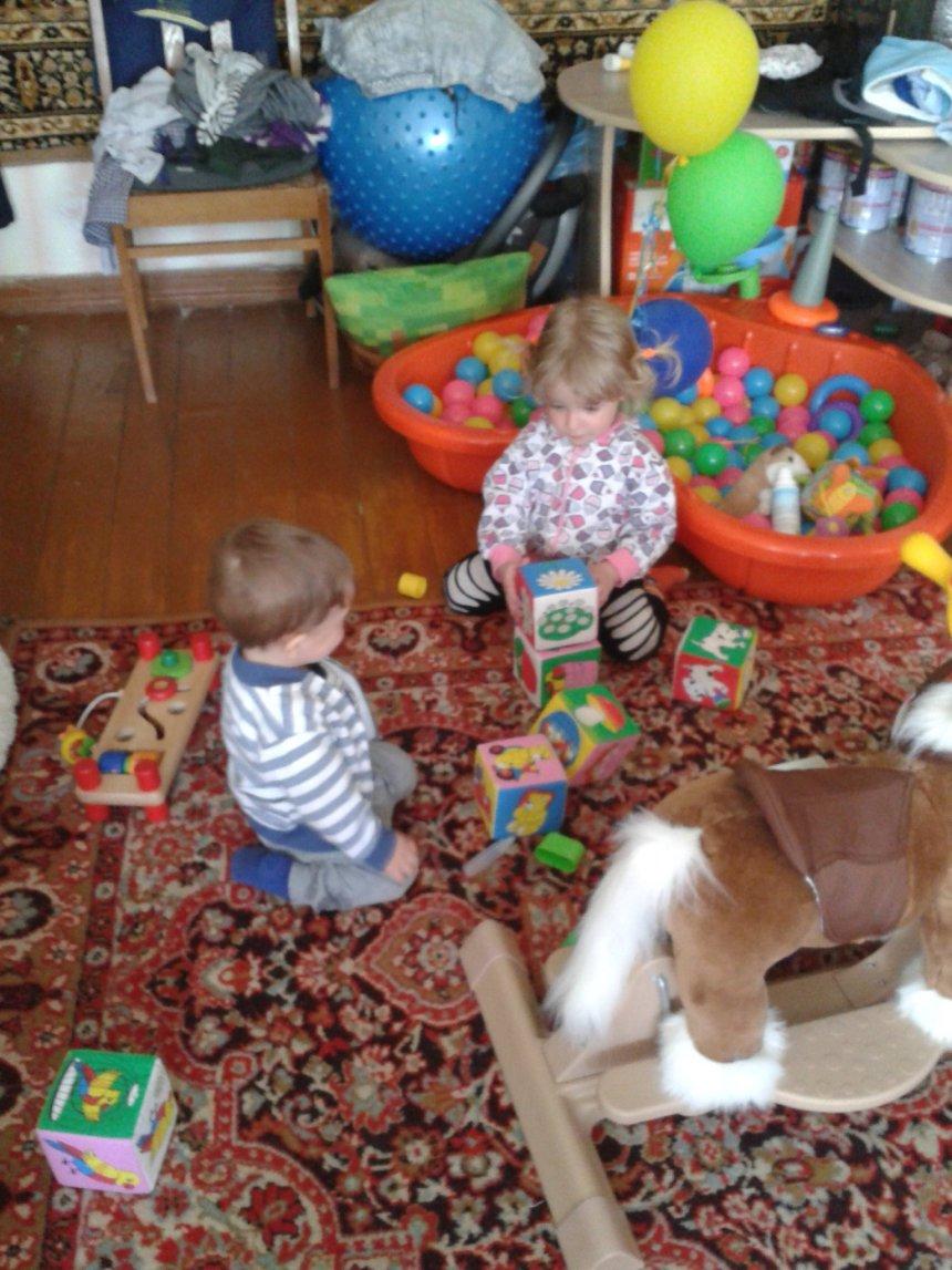Отчёт по занятию Пригласите к себе в гости семью с маленькими детьми в Wachanga!