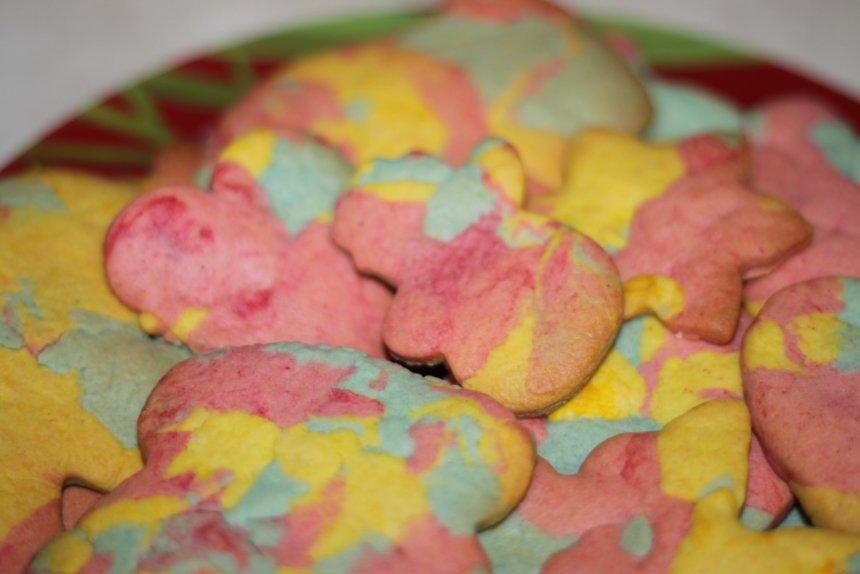 Отчёт по занятию Печём вместе с ребёнком вкусное печенье в Wachanga!
