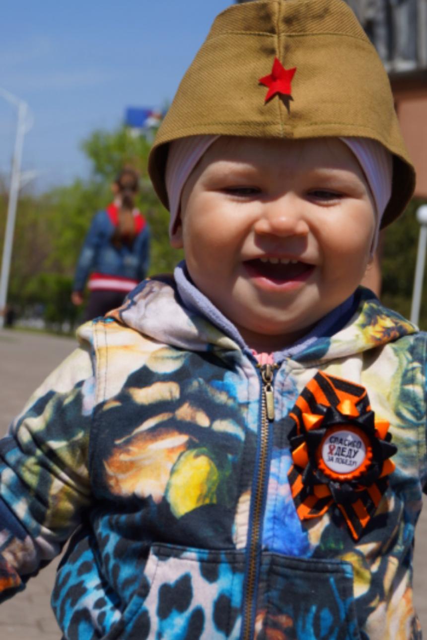 Отчёт по занятию Малыш с чувством юмора в Wachanga!