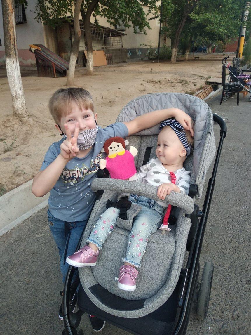 Отчёт по занятию Подарите малышу игрушку на руку в Wachanga!