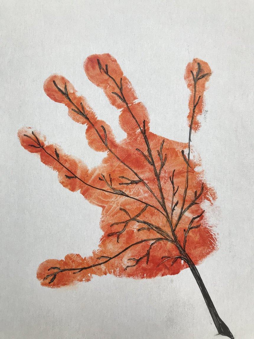 Отчёт по занятию Кленовый листок в Wachanga!