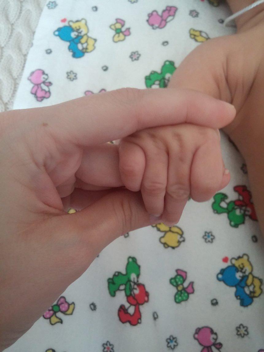 Отчёт по занятию Массаж и гимнастика для малышей в 1-2 месяца в Wachanga!