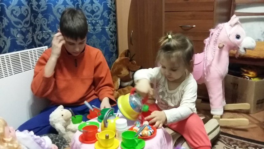 Отчёт по занятию Кукольное чаепитие в Wachanga!