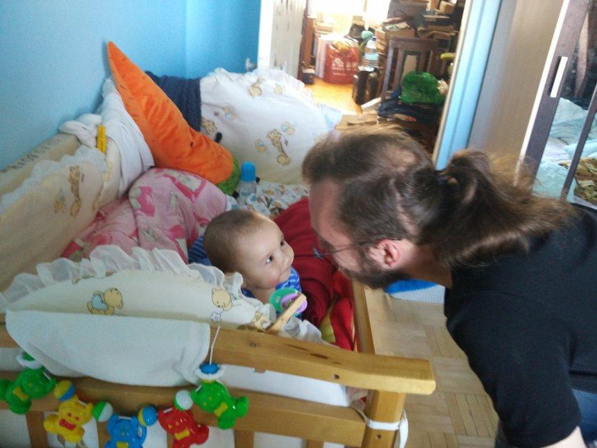 Отчёт по занятию Эмоции малыша в Wachanga!