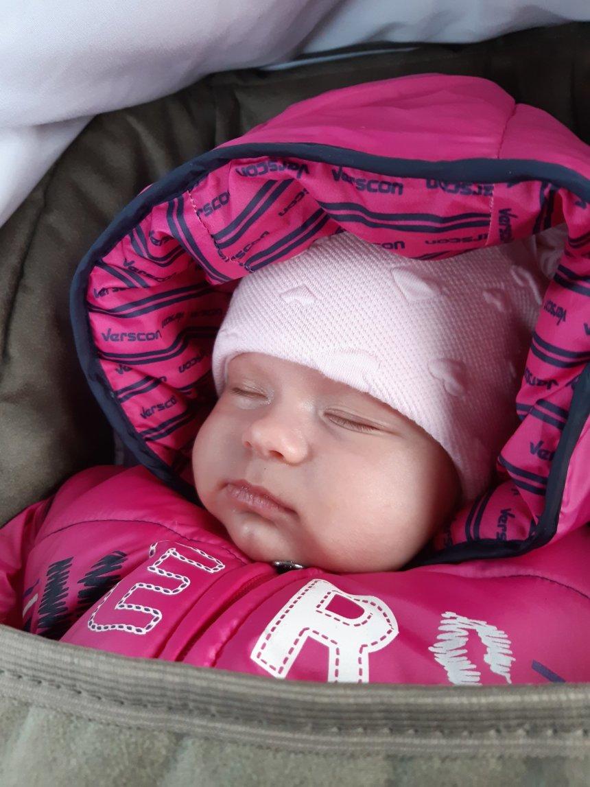 Отчёт по занятию Список вещей: как одевать новорожденного зимой в Wachanga!