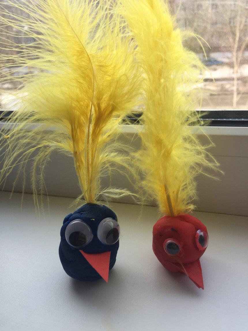 Отчёт по занятию Маленькие птички в Wachanga!