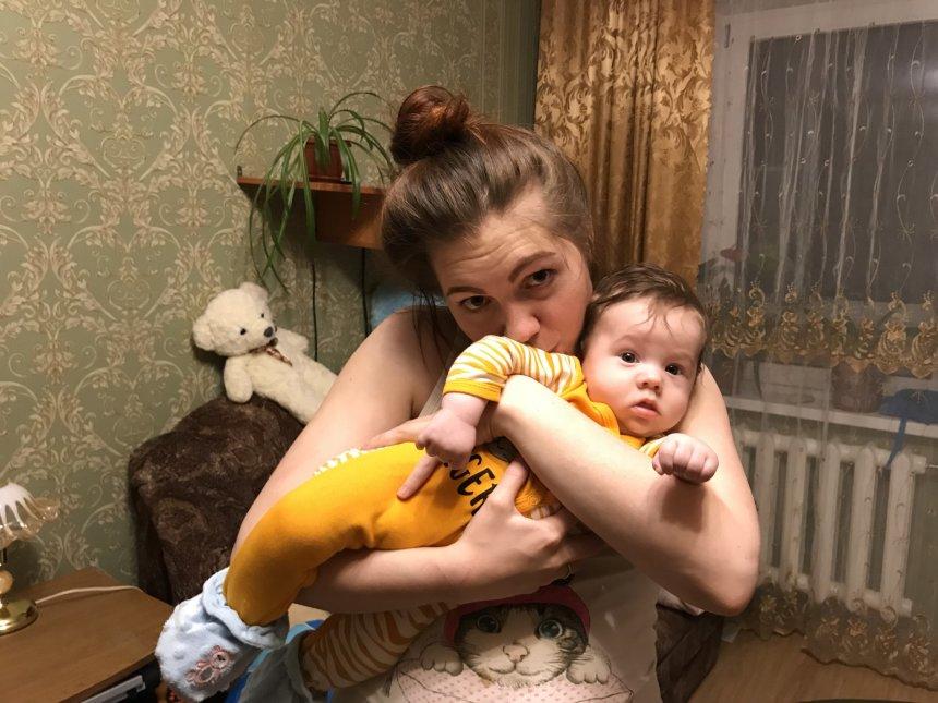 Отчёт по занятию Покачайте малыша в Wachanga!