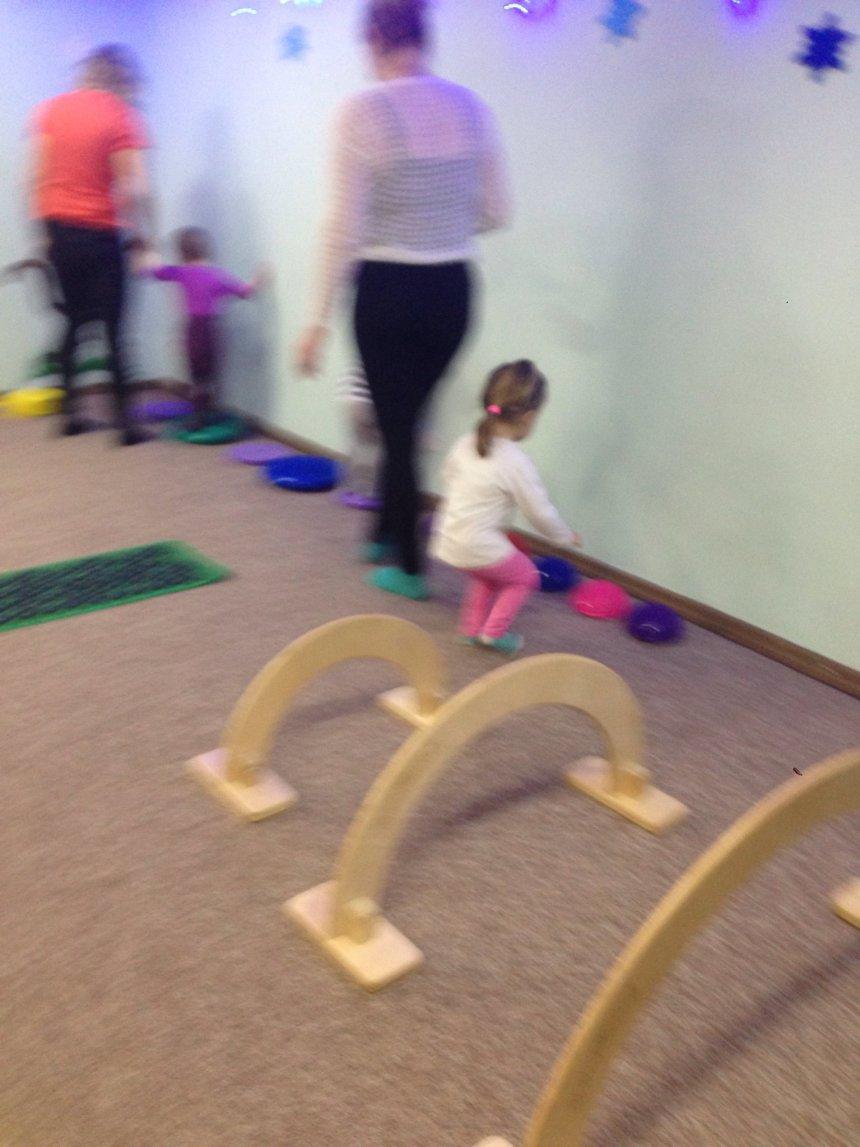 Отчёт по занятию Активные игры для развития малыша в Wachanga!