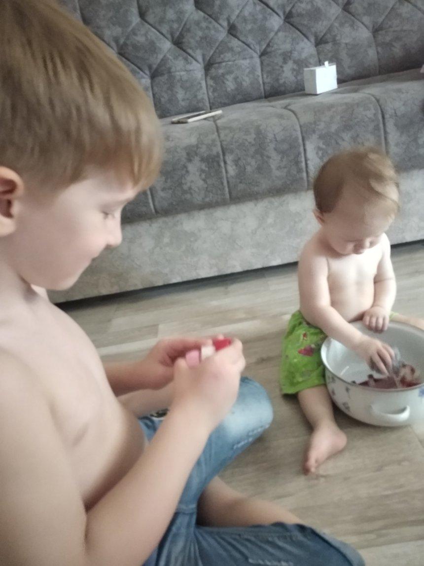 Отчёт по занятию Поиграйте с малышом в игру «Разнообразие звуков» в Wachanga!