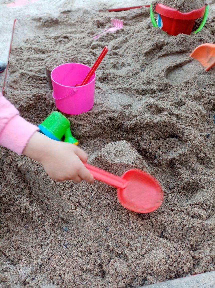 Отчёт по занятию Постройте вместе с ребенком замок на берегу в Wachanga!