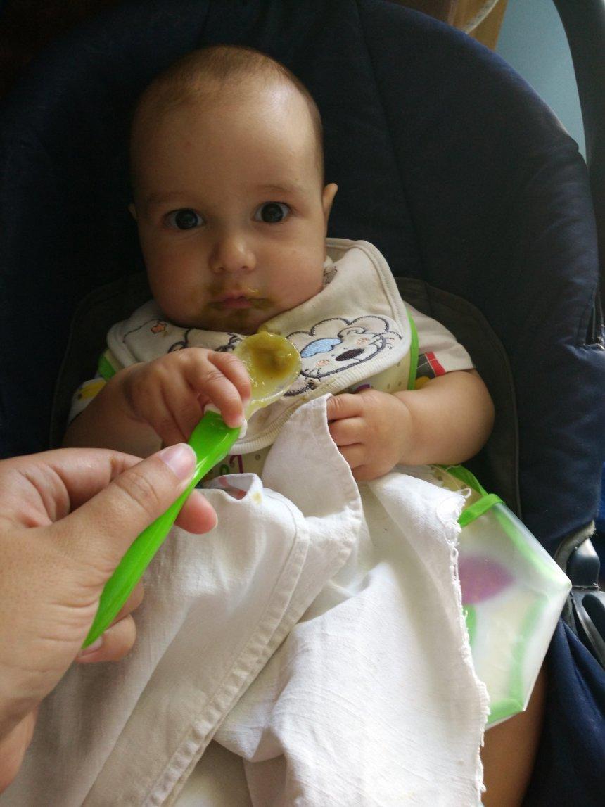 Отчёт по занятию Как организовать жизнь ребенка в 5 месяцев в Wachanga!
