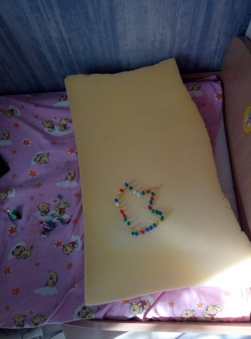 Отчёт по занятию Предложите ребенку поиграть с пластиковыми гвоздиками в Wachanga!